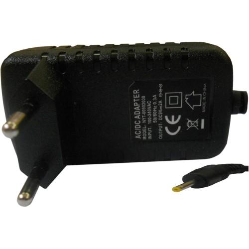 Адаптер DeTech 9V/ 2.0A 2.5x0.8мм - 237