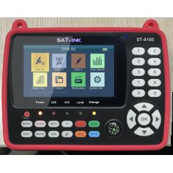 SATLINK ST-5150 Комбиниран DVB-S2/T2/C уред за настройка