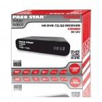 HD Ефирен + HD Сателитен приемник PACOSTAR - TS8060 COMBO
