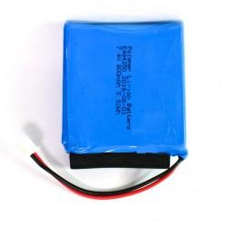 Литиево- йонна батерия за уред за настройка на сателитни антени SATLINK