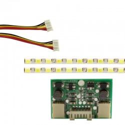"""Универсална LED подсветка за монитори 20""""-21""""-22"""""""