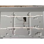 LED BACKLIGHT FOR Samsung UE32J4510AW - 2015 SVS32 HD FCOM 5LEDS REV2.2 160925 LM41-00353A